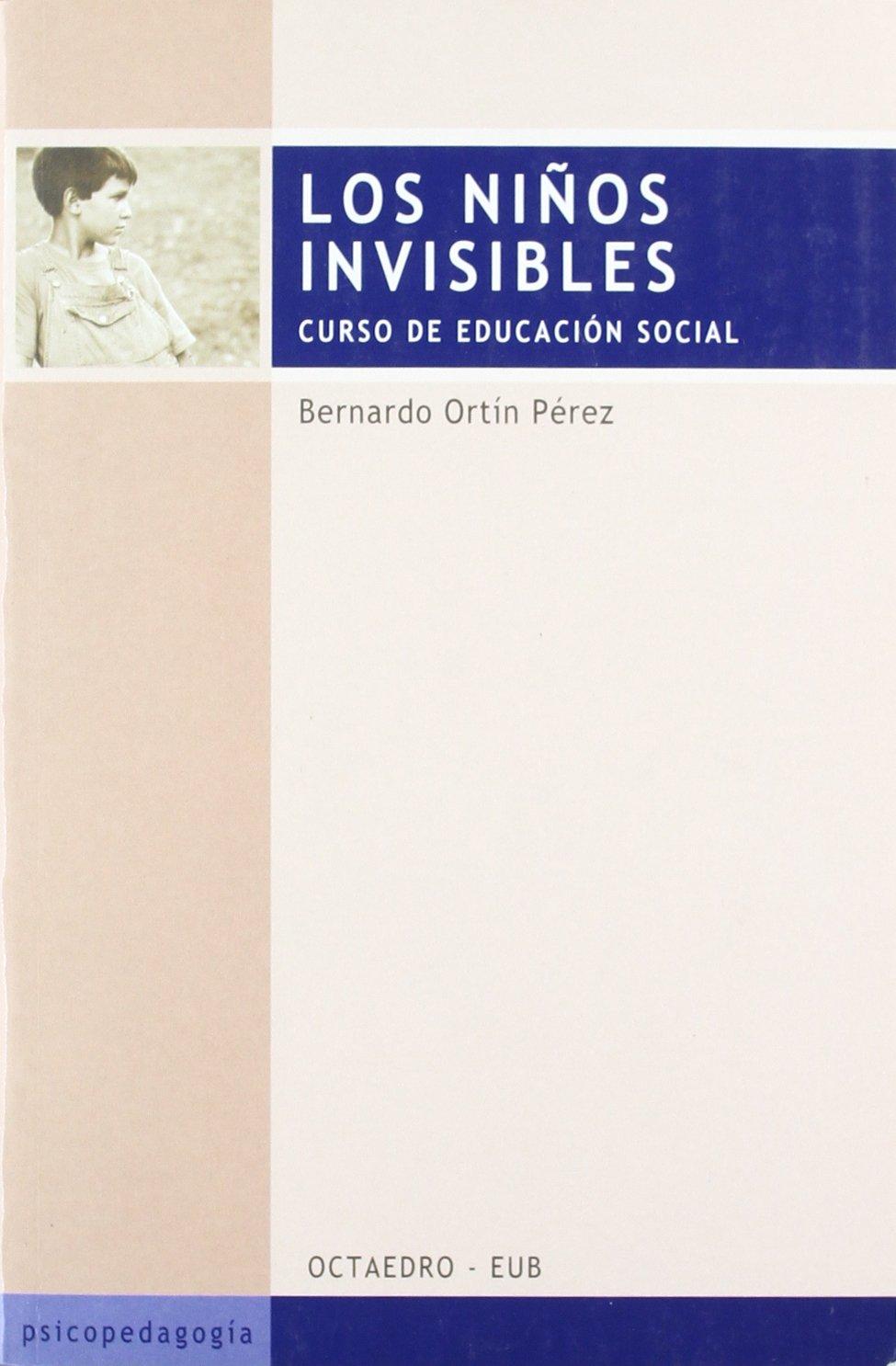 portada Los Niños Invisibles